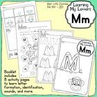 Freebie - Letter M - Great assessment tools