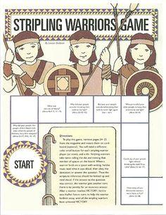 stripling warriors lesson #fhe #familyhomeevening