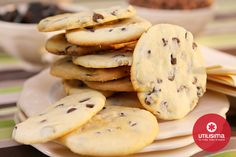 Cookies de manteca. 3 minutos con Santiago Giorgini. http://www.utilisima.com/recetas/10435-cookies-de-manteca.html