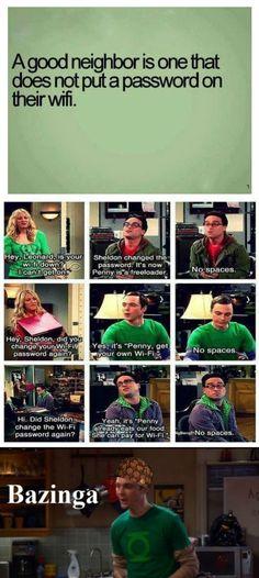 Sheldon Cooper - www.funny-pictures-blog.com