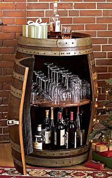 great liquor cabinet