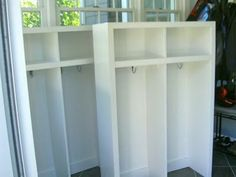 love these DIY PB lockers!