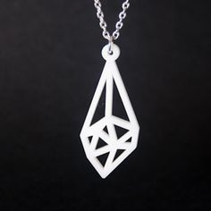 for the TRAVELER: connect-your-favorite-places pendant from Meshu $80