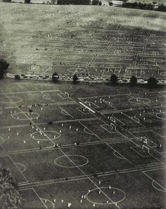 Futbol fields for days