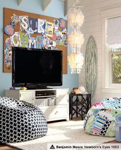 Hangout Rooms & Tropical Garden Lounge   PBteen
