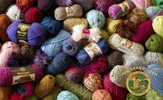 Tons of free patterns- Lion Brand yarn