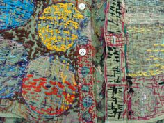 Contemporary Textile Studio Co-op - from workshop with Yoshiko Wada
