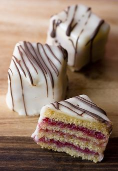 """Petit four is the name given to a miniature cake, which can be made in a rich variation of flavors and creative decorations.  In French, the name """"petit four"""" means """"small oven"""". Check it out!"""