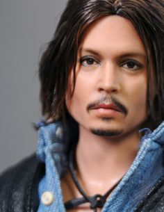 This is a doll, believe it or not! Noel Cruz does amazing repaints.