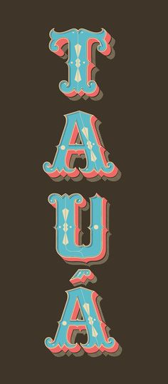 Lettering and Packaging Project by Renan Vizzotto, via Behance