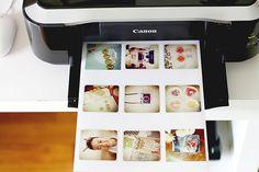 printing instagram for PL