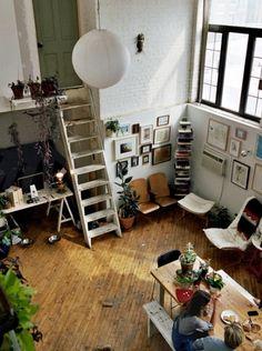 Interior inspiration: Industrial window