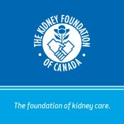 Please sponsor me to raise money for the Kidney Foundation of Canada! :)