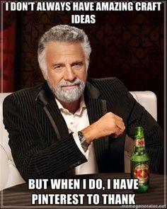 Pinterest Meme hilariousness!