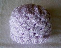 Carissa Knits: Preemie Hats for Charity