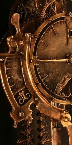 great old clock