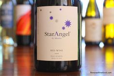 The Reverse Wine Snob: Montes Star Angel Syrah 2008 - Heavenly. The global economy in action: A Chilean makes a delicious Northern Rhone like Syrah in Paso Robles!  http://www.reversewinesnob.com/2014/09/montes-star-angel-syrah.html #wine #winelover