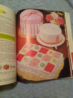 Betty Crocker Cake and Frosting Mix Cookbook