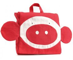 Esthex Pieke Backpack  Get them a backpack for their 'Monkey see Monkey do' adventures
