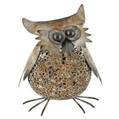 Whos Hoo Owl Wine Cork Holder... Sarah Wilson, this has your name written all over it! ;)