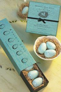 Robins Egg- Boxed Soap