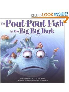 Books for the letter p on pinterest little pigs picture for The pout pout fish in the big big dark