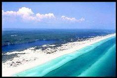 Grayton Beach, Florida.