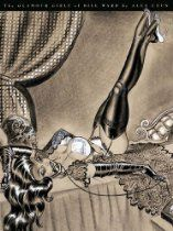 Bill Ward: Pin Up and Cartoon Girls
