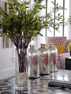 Decorate Your Home With Branches