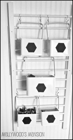 Upcycle a Crib to Organizer