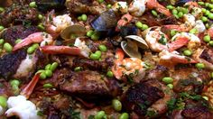 Paella Party?  Need I say more?