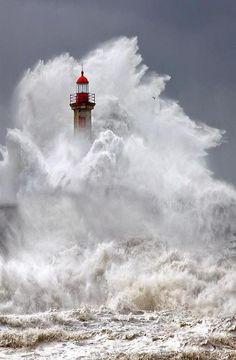 power of the ocean by Veselin Malinov