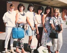Eighties Fashion