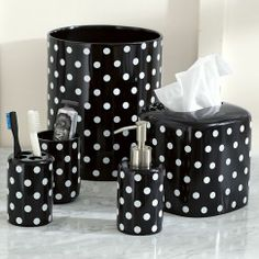 Polka Dot various items on Pinterest