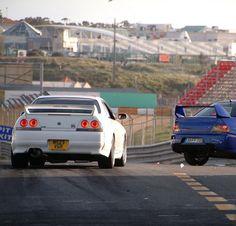 GTR & Lancer EVO