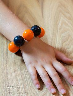 Halloween Gumball Bracelet