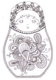 love this !!  almost like a babushka or BoBo doll ... but namely a Matryoshka