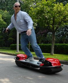 Scarpar: Electric skateboard that can dominate any terrain. #products #tech