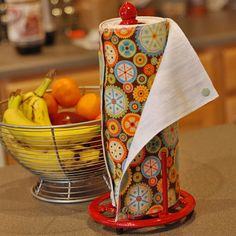 Reusable, Eco Friendly Snapping Paper Towel Set - Get in Gear - Flannel and Birdseye