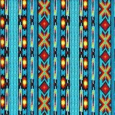 native american beaded patterns