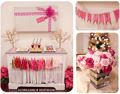 Favorite things holiday Christmas party via Kara's Party Ideas www.KarasPartyIdeas.com christmas parties, birthday parti, favorit thing, thing parti, picture frames, girl night, ladi night, christma parti, parti idea