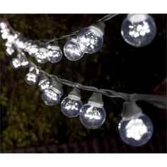 Lytworx 500 LED White Party Lights 22739 - Bunnings Warehouse 24.9 metres - USD 54.00 Outdoor ...