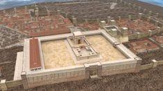 Solomon's Temple 3D.  Perfect for VBS