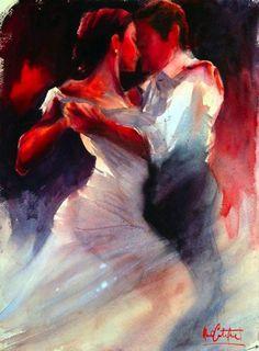 Tango Passion, by Alvaro Castagnet