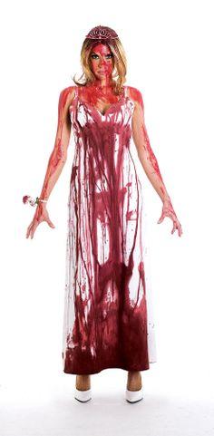 Disfraces Originales: Disfraz Carrie de Stephen King