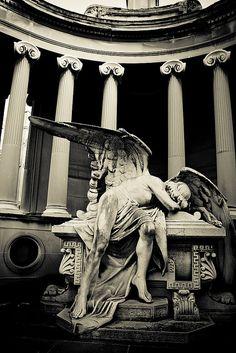 Fallen angel?