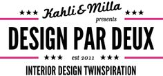 We're passionate designers from Maryland fascinated by all facets of creativity. Our love for creativity compliments our attention to stylish interiors and graphic design. On a more interesting note we're identical twins and who doesn't love twins!