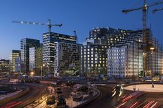 The MAD-building, Oslo / Norway by MAD Arkitekter