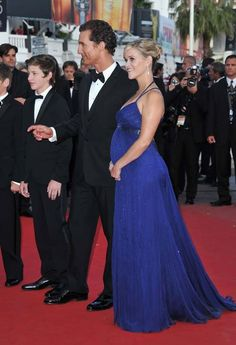 Cannes 2012 - Reese Witherspoon in Versace