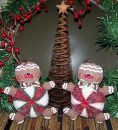 Crochet Peppermint Ornament | AllFreeChristmasCrafts.com